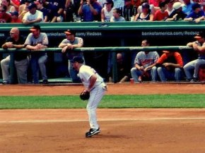 Kevin Youkilis Before Trade to the White Sox